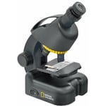 Microscope National Geographic 40X-640X, includes smartphone adapter