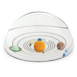 AstroMedia Planetariu din sticla