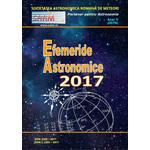Almanah Efemeride astronomice 2017