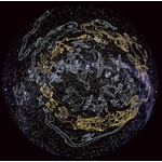 Redmark Dia für das Sega Homestar Pro Planetarium Sternbildfiguren