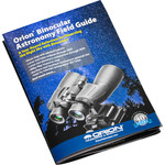 Orion Star chart Binocular Astronomy Field Guide