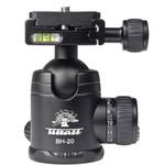 Tiltall Stativ-Kugelkopf BH-20