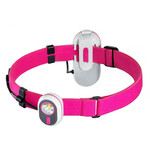 Alpina Sports AS01 headlamp, fuchsia