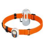 Alpina Sports Stirnlampe AS01 orange