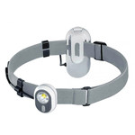 Alpina Sports AS01 headlamp, grey