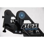 APM Montura Dispositivo en horquilla de montaje para telescopios de dimensiones grandes