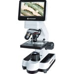 Bresser Microscopio LCD Touch, 5MP, 40x-1400x
