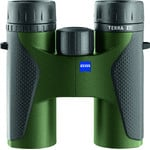 ZEISS Fernglas Terra ED Compact 8x32 black/green