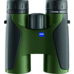 ZEISS Binoculares Terra ED 10x42 black/green