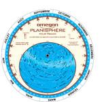 Omegon Planisphére du ciel 17,5cm / 47°