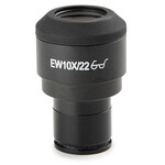 Euromex Eyepiece IS.6210, WF 10x/22 mm, Ø 30mm, (iScope)