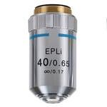 Euromex Obiettivo IS.8840, 40x/0.65, EPLi, E-plan, infinity, S (iScope)