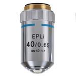 Euromex Objective IS.8840, 40x/0.65, EPLi, E-plan, infinity, S (iScope)