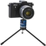 Kann auch mit leichten Kameras verwendet werden.