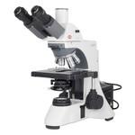 Motic Microscope BA410 Elite, trino, Hal, 50W, 40x-1000x