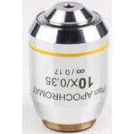Motic Obiettivo 10X / 0.35, wd 4.2mm, CCIS, PL APO, plan, apochrom., infinity, (BA410E, BA310)