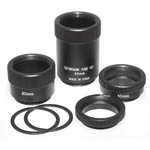 TS Optics Extension Tubes for C-mount lenses, six-piece