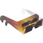 Omegon Filtri solari Occhiali per eclissi solare SunSafe, 5 pezzi