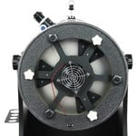 Faster cool-down for getting started observing sooner - main mirror fan