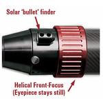Detail: Solar finder and Helical Front-Focuser