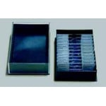 LIEDER Animal, Human and Plant Cytology, 25  microscope slides