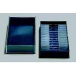 LIEDER Bacterii, 25 lamele pentru microscop