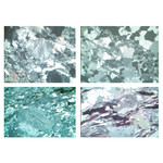 LIEDER Fragmentos finos de roca Serie IV, rocas metamórficas (metamorfita) (29 prep.)