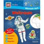 Tessloff-Verlag WAS IST Junior Mitmach-Heft Weltraum