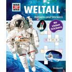 Tessloff-Verlag WAS IST WAS Rätseln und Stickern Weltall