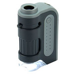 Carson Microscopio de mano MM-300, 60-120x LED