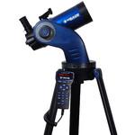 Meade Telescopio Maksutov  MC 90/1250 StarNavigator NG 90 Mak AZ GoTo