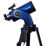 Meade Teleskop Maksutova MC 127/1900 StarNavigator 125 Mak NG AZ GoTo