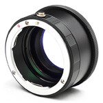 ZWO Adaptador de objetivos Nikon a cámaras ASI