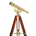 Celestron Brass telescope MT 50/15-45x Zoom Ambassador Executive