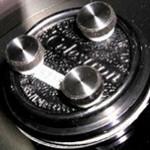 Bobs Knobs Rändelschrauben zur Kollimation von Celestron C5 f/10 mit Standardgewinde