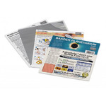 Baader Folha de filtro solar AstroSolar® ECO-size OD 5.0 14.0x15.5cm