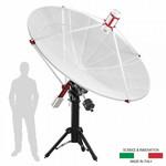 PrimaLuceLab Compact radio telescope SPIDER 230C Compact EQ-8 GoTo