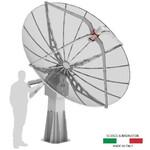Radio2space Radio télescope Spider 300A Advanced avec monture AZ GoTo résistant aux intempéries
