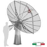 Radio2space Radioteleskop Spider 300A Advanced mit wetterfester AZ-Montierung GoTo