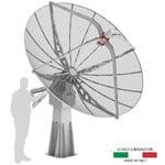 Radio2space Spider radiotelescop avansat 300A cu montura rezistenta la apa