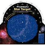 Carte du ciel Orion Planisphère Star Target 40 à 60 degrés