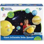 Learning Resources Nadmuchiwany Układ Słoneczny (zestaw)