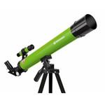 Bresser Junior Teleskop 50/600 AZ zielony