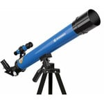 Bresser Junior Telescopio AC 45/600 AZ blu
