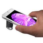 Carson Handmikroskop MM-255, Smartphone-Mikroskop, iPhone 5 Adapter