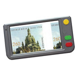 DIGIPHOT Lupa DM-50 digital magnifier, 5 inch LCD Monitor