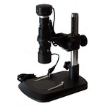 DIGIPHOT Microscopio DM - 5000 U, Digital - Mikroskop 5 MP, USB, 15x - 365x