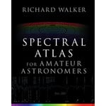 Cambridge University Press Book Spectral Atlas for Amateur Astronomers