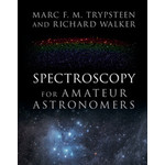 Cambridge University Press Book Spectroscopy for Amateur Astronomers