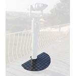Omegon Telescopio refractor Plataforma para niños para los prismáticos Bonview 20x100 de
